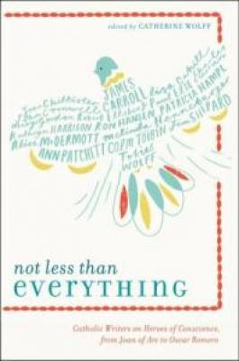 Not Less Than Everything Cover