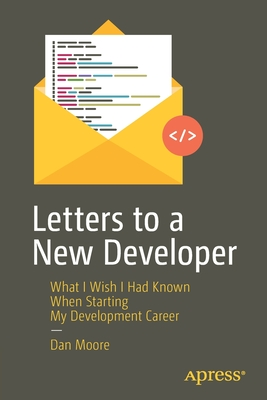 Cover for Letters to a New Developer