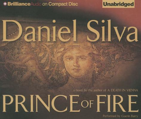 Prince of Fire (Brilliance Audio on Compact Disc) Cover Image