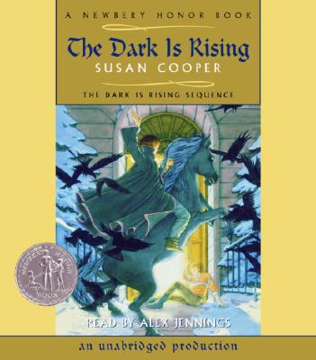 The Dark Is Rising Sequence, Book Two: The Dark Is Rising Cover Image
