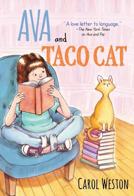 Ava and Taco Cat Cover