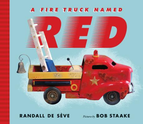 A Fire Truck Named Red Cover