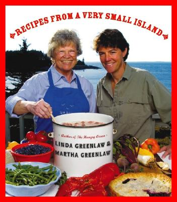 Cover for Recipes from a Very Small Island