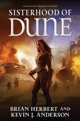 Sisterhood of Dune Cover