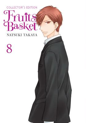 Fruits Basket Collector's Edition, Vol. 8 Cover Image