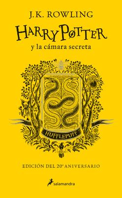 Harry Potter Y La Cámara Secreta. Edición Hufflepuff / Harry Potter and the Chamber of Secrets: Hufflepuff Edition cover