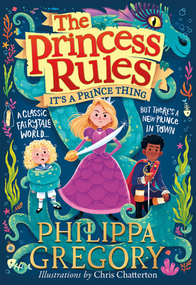 It's a Prince Thing (the Princess Rules) Cover Image