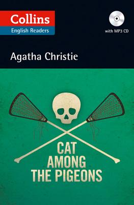 Cat Among the Pigeons (Collins English Readers) Cover Image
