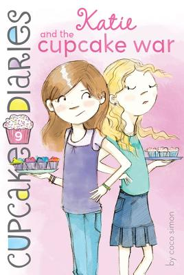 Katie and the Cupcake War (Cupcake Diaries #9) Cover Image
