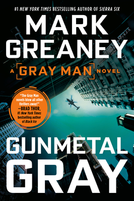 Gunmetal Gray (Gray Man #6) Cover Image