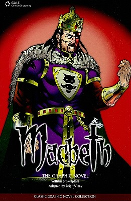 Macbeth: The Graphic Novel (Classic Graphic Novel Collections) Cover Image