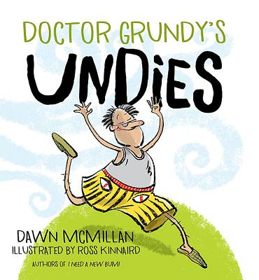 Doctor Grundy's Undies Cover Image