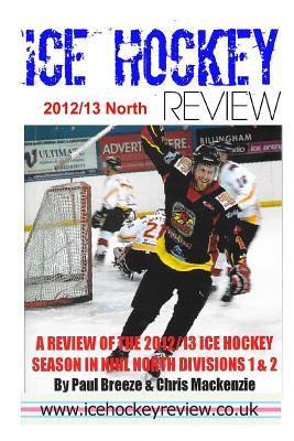 Ice Hockey Review 12/13 North Cover Image