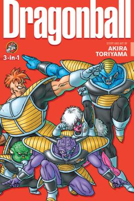 Dragon Ball (3-in-1 Edition), Vol. 08 cover image