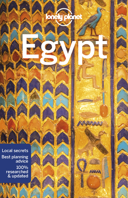 Lonely Planet Egypt (Country Guide) Cover Image