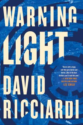 Warning Light (A Jake Keller Thriller #1) Cover Image