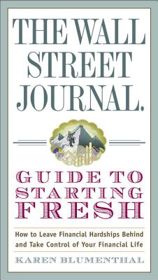 The Wall Street Journal Guide to Starting Fresh Cover