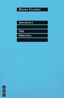 The Oresteia (Drama Classics) Cover Image