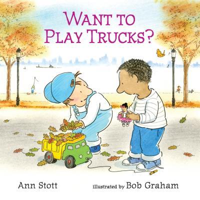 Want to Play Trucks? Cover Image