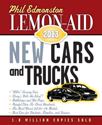 Lemon-Aid New Cars and Trucks (Lemon-Aid: New Cars & Trucks) Cover Image