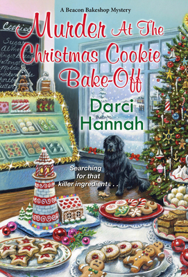 Murder at the Christmas Cookie Bake-Off (A Beacon Bakeshop Mystery #2) Cover Image
