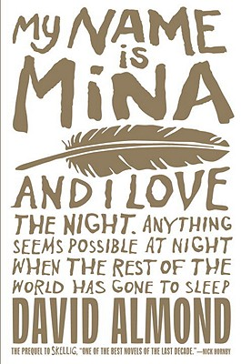 My Name Is Mina Cover