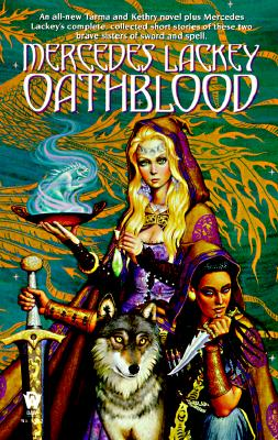 Oathblood (Vows and Honor #3) Cover Image