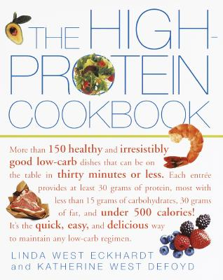 The High-Protein Cookbook Cover