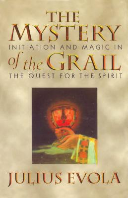 Cover for The Mystery of the Grail