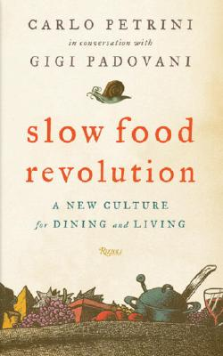 Slow Food Revolution Cover