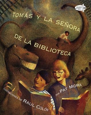 Tomas y la Senora De la Biblioteca (Tomas and the Library Lady Spanish Edition) Cover Image