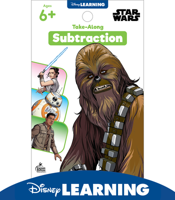 My Take-Along Tablet Star Wars Subtraction Cover Image