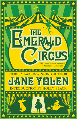 The Emerald Circus Cover Image