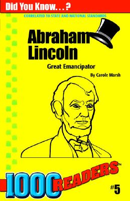 Cover for Abraham Lincoln