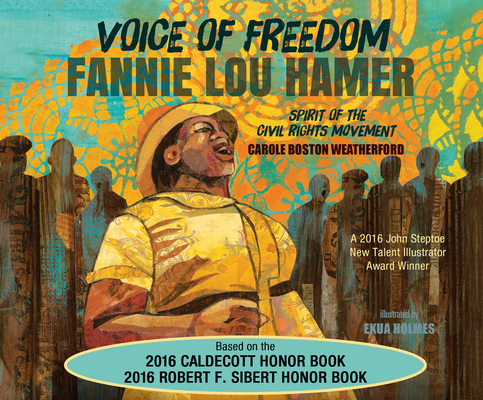 Voice of Freedom: Fannie Lou Hamer: Spirit of the Civil Rights Movement Cover Image