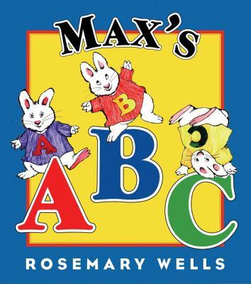 Max's ABC Cover