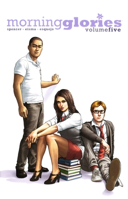 Cover for Morning Glories Volume 5