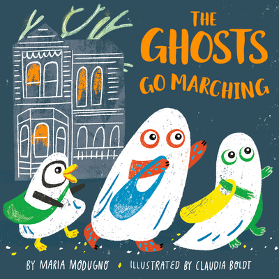 The Ghosts Go Marching Cover Image