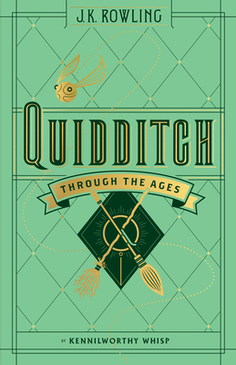 Quidditch Through the Ages (Harry Potter) Cover Image