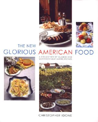 The New Glorious American Food Cover