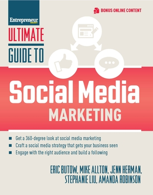 Ultimate Guide to Social Media Marketing Cover Image