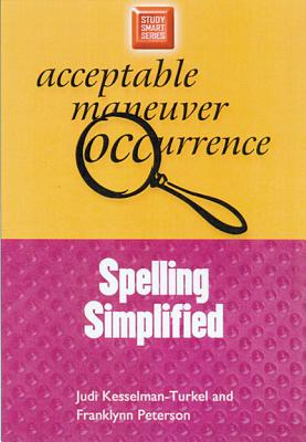 Spelling Simplified Cover Image
