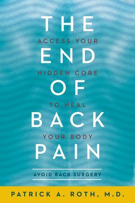 The End of Back Pain Cover