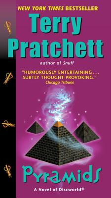 Pyramids (Discworld Novels) Cover Image