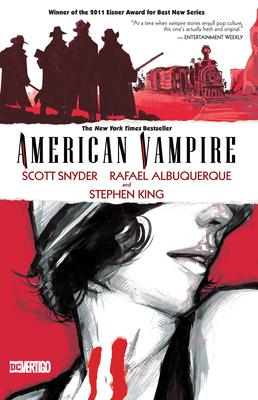 American Vampire, Volume 1 Cover