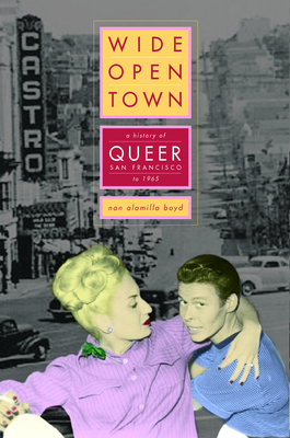Cover for Wide-Open Town