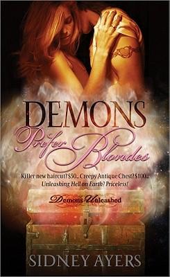 Demons Prefer Blondes Cover