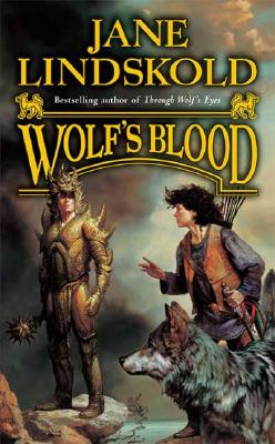 Wolf's Blood Cover