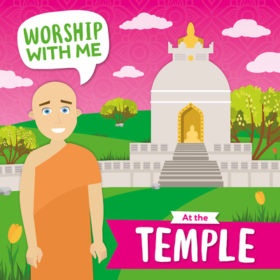 At the Temple (Worship with Me) Cover Image