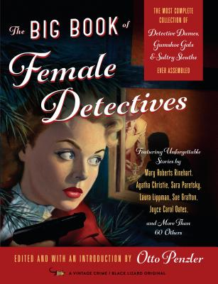 The Big Book of Female Detectives Cover Image